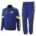 FC Chelsea UCL Präsentation Trainingsanzug 2014/15 - Adidas