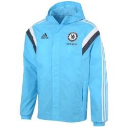 Veste anti pluie d'entrainement FC Chelsea 2014/15 - Adidas