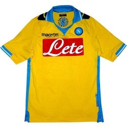 Naples-Fußball Trikot 2011/12-dritte-Macron