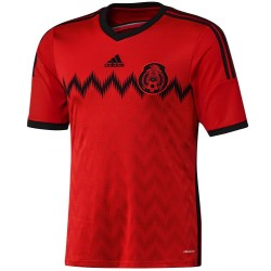 Equipe nationale de Mexique maillot Away 2014/15 - Adidas