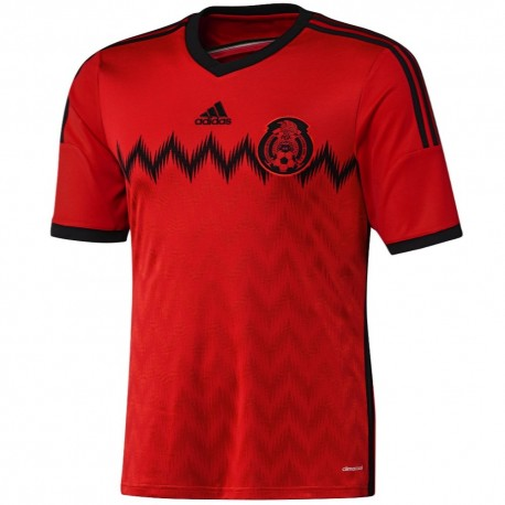 Mexico Fußball Team Away Trikot 201415 Adidas SportingPlus Passion for Sport