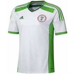 Camiseta de futbol Nigeria segunda 2014/15 - Adidas