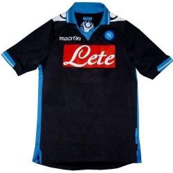 Naples Fußball Trikot 2011/12 entfernt-Macron