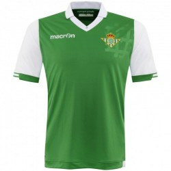 Camiseta Real Betis de Sevilla segunda 2014/15 - Macron