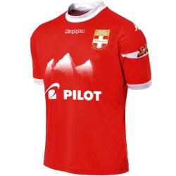 Camiseta de futbol Evian Thonon Gaillard tercera 2013/14 - Kappa