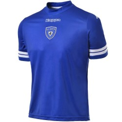 SC Bastia Home football shirt 2013/14 - Kappa