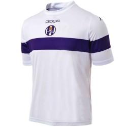 Maillot de foot Toulouse FC exterieur 2013/14 No Sponsor - Kappa