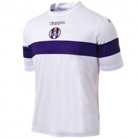 FC Toulouse Away football shirt 2013/14 No Sponsor - Kappa