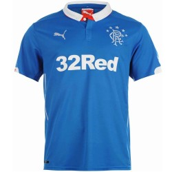 Glasgow Rangers Home soccer jersey 2014/15 - Puma