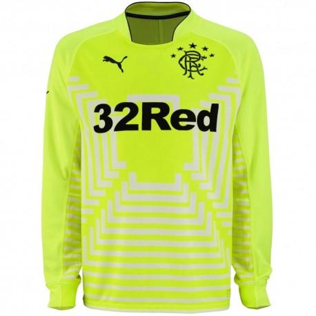 Glasgow Rangers Home soccer goalkeeper jersey 2014/15 - Puma