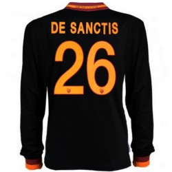 AS Roma Home goalkeeper shirt 2013/14 De Sanctis 26 - Asics