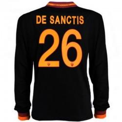 Maillot de gardien AS Roma domicile 2013/2014 De Sanctis 26 - Asics