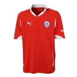 Maglia calcio Nazionale Cile Home 2011/12 - Puma