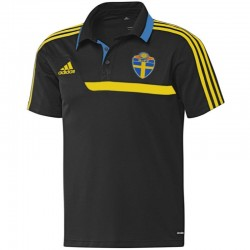 Sweden national team presentation polo 2013/14 - Adidas