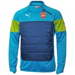 Sweat technique d'entrainement Arsenal 2014/15 troisieme - Puma