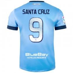 Maillot de foot Malaga CF domicile 2013/14 Santa Cruz 9 - Nike