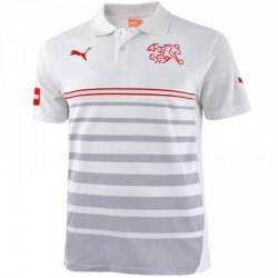 Switzerland presentation polo shirt 2014/15 - Puma