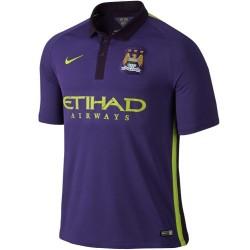 Camiseta de futbol Manchester CIty tercera 2014/15 - Nike
