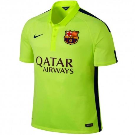 940a50a84 FC Barcelona Third UCL football shirt 2014 15 - Nike