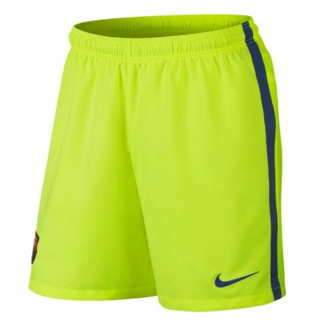 FC Barcelona dritten UCL Fußball ShortsHosen 201415 Nike