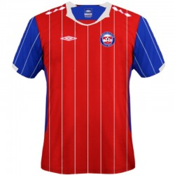 Camiseta de futbol FC Brno primera 2009/11 - Umbro