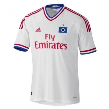 Soccer Jersey Hamburg 2011/12 Home by Adidas