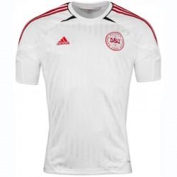 Denmark Away football shirt 2012/13 - Adidas