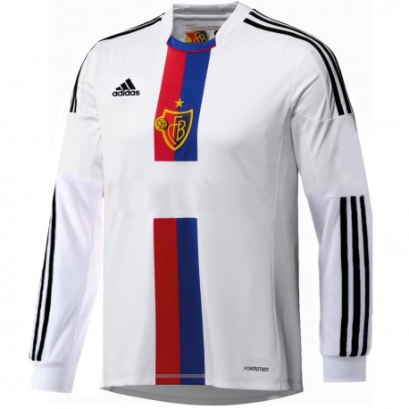 FC Basel Away football shirt 2013/14 Player Issue - Adidas