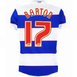 Maglia Calcio QPR Queens Park Rangers Home 2013/14 (Joey) Barton 17 - Lotto