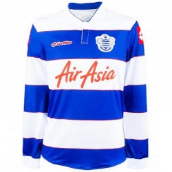 Maillot de foot QPR Queens Park Rangers Home 2013/14 manches longues - Lotto