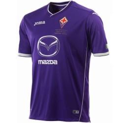 Camiseta AC Fiorentina final Copa Italia 2014 - Joma