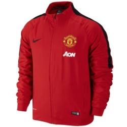 Giacca da rappresentanza Manchester United 2014/15 rosso - Nike