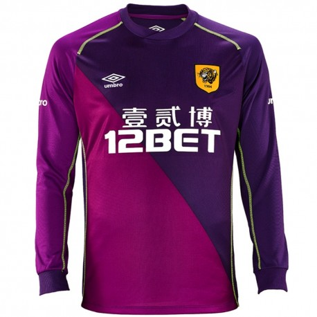 Hull City Home goalkeeper shirt 2014/15 - Umbro