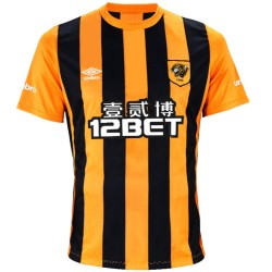 Hull City Home Football shirt 2014/15 - Umbro