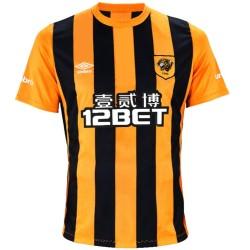 Hull City maillot de foot de domicile 2014/15 - Umbro