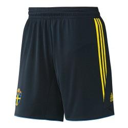 Sweden Away football shorts 2013/14 - Adidas