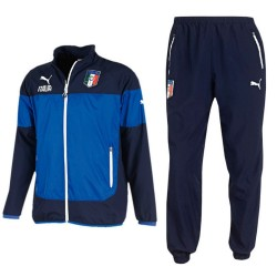 Italy national team Presentation tracksuit 2014/15 - Puma