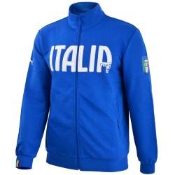 Felpa zip da rappresentanza nazionale Italia 2014/15 Mondiali - Puma