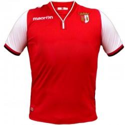 Maglia calcio Sporting Braga Home 2014/15 - Macron