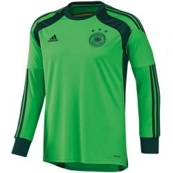 Camiseta de portero seleccion Alemania 2014/15 - Adidas