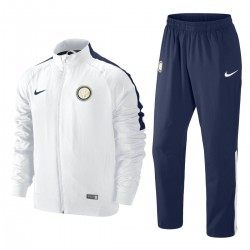 Survetement de presentation Inter 2014/15 blanc - Nike