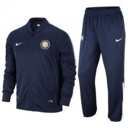Survetement bleu d'entrainement Inter 2014/15 - Nike