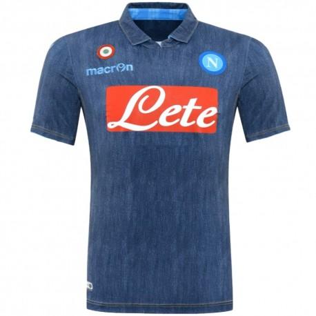 SSC Napoli Away Football shirt 2014/15 - Macron