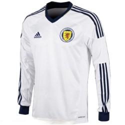 Maglia Nazionale Scozia Away 2012/14 Player Issue - Adidas