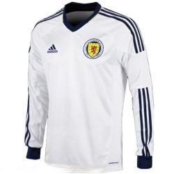 Maillot de foot Ecosse exterieur 2012/14 Player Issue - Adidas