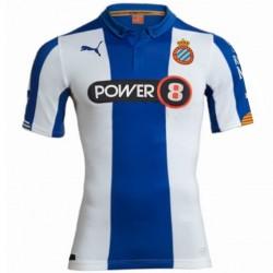 RCD Espanyol Barcelona Home Fußball Trikot 2014/15 - Puma