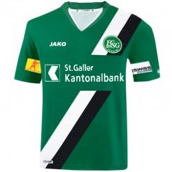 Maillot de foot  FC Saint-Gall domicile 2013/14 - Jako