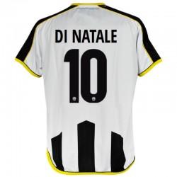 Maillot de foot Udinese Calcio domicile 2014/15 Di Natale 10 - HS
