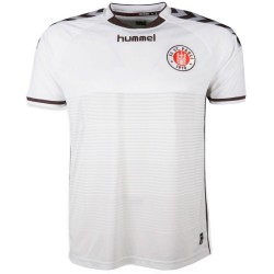 FC St. Pauli Away Football shirt 2014/15 - Hummel