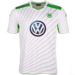 Maglia calcio VFL Wolfsburg Away 2014/15 - Kappa